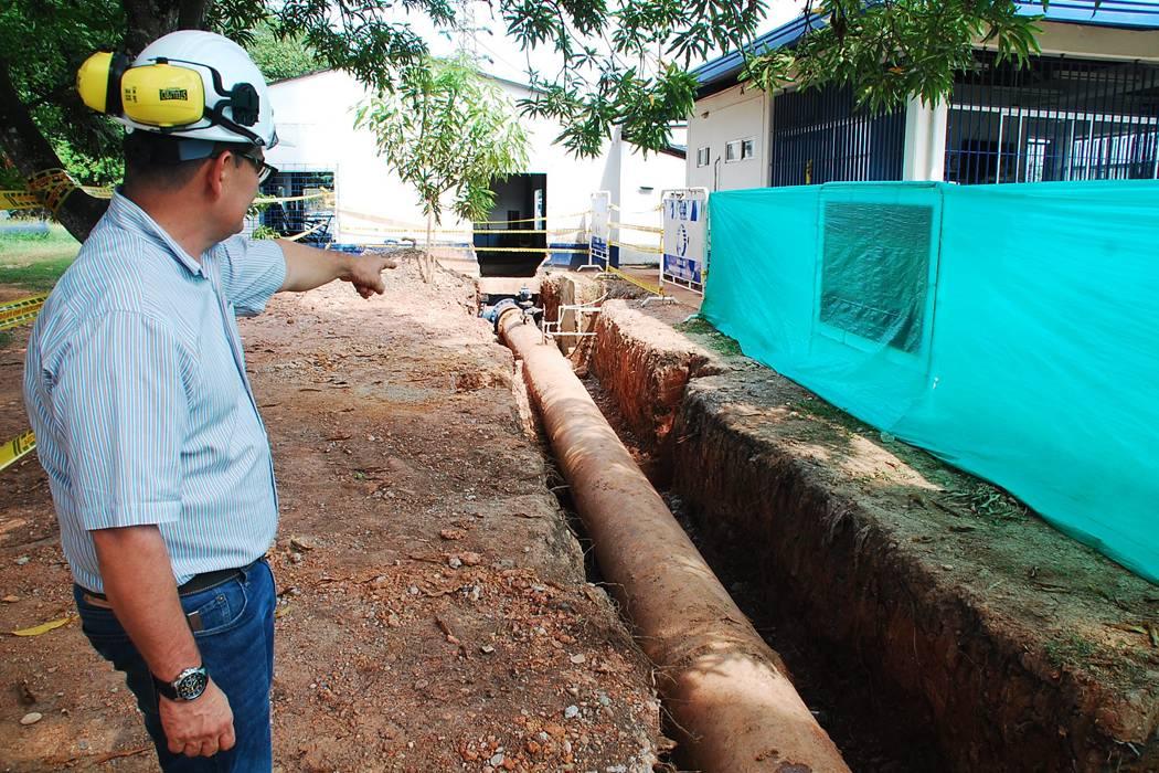 Se suspenderá el servicio de agua durante 27 horas en Barrancabermeja