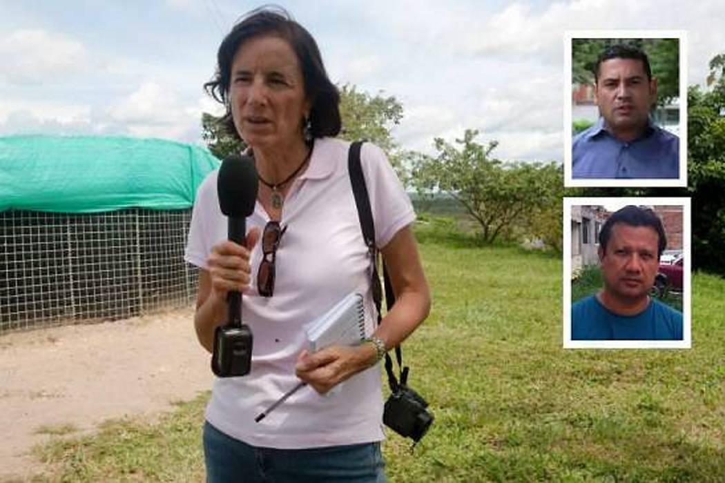 Ministro de Defensa confirma que Eln tiene en su poder a los periodistas