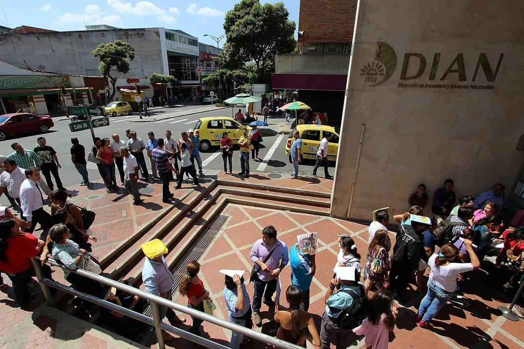 Hoy finaliza jornada de remates de la Dian en Bucaramanga