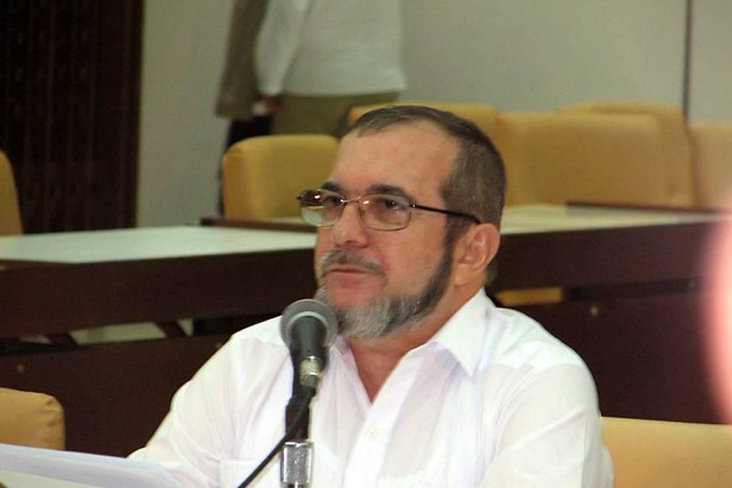'Timochenko' pidió libertad de Salud Hernández