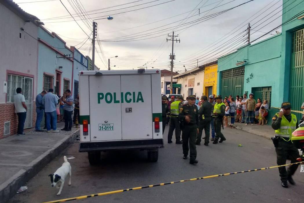 Revelan nuevos detalles de asesinato ocurrido en barrio Girardot en Bucaramanga