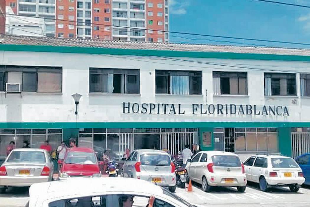 Audiencia contra la exgerente  del Hospital de Floridablanca