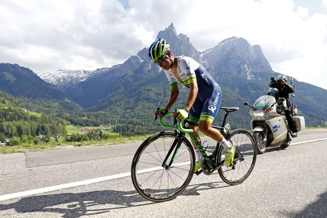 Esteban Chaves, estrella ascendente en el firmamento del ciclismo mundial