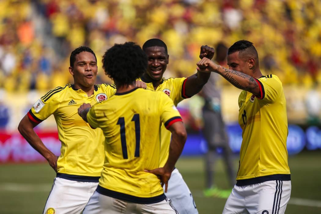 Para la Copa América, Colombia busca compaginar experiencia y juventud