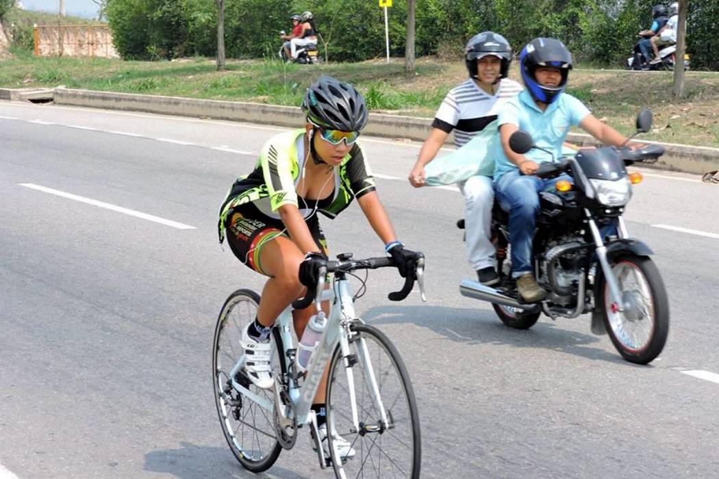Empezó el Campeonato Nacional Juvenil de Ciclismo de Pista y Ruta