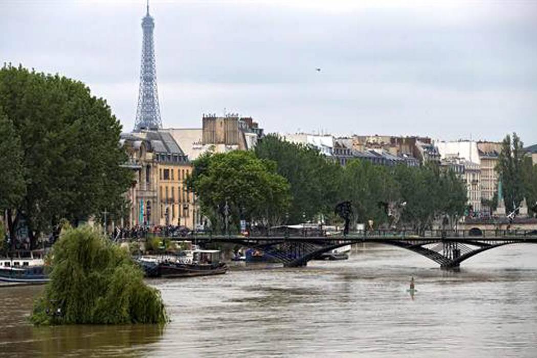 París ve temerosa la peor crecida del Sena en 30 años