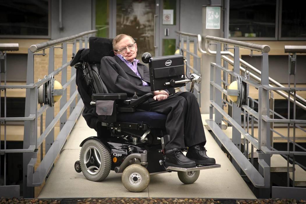 Un programa con Stephen Hawking