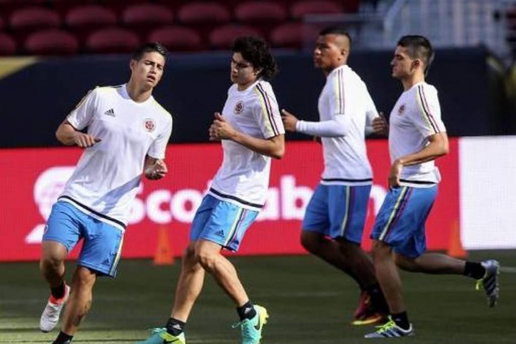 Contra Paraguay, Colombia busca avanzar en la Copa América