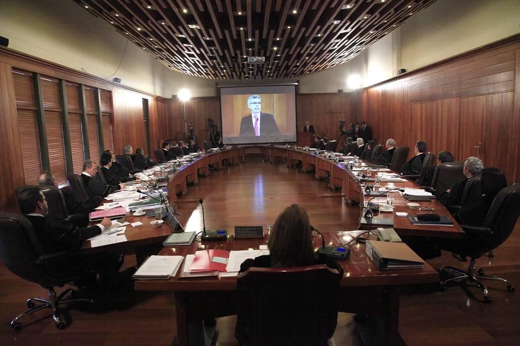 Respuestas de los candidatos a Fiscal General de la Nación ante Corte Suprema de Justicia