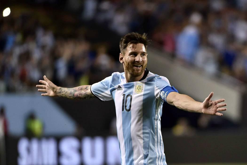 Reapareció la magia de Messi