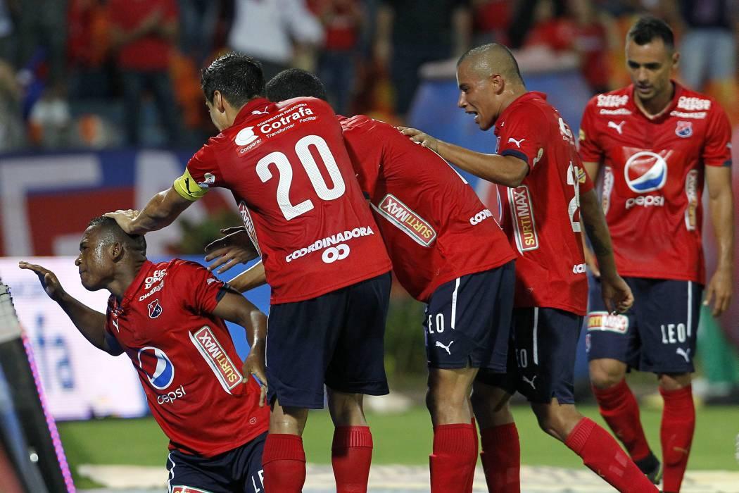Medellín y Júnior disputarán la final del fútbol colombiano