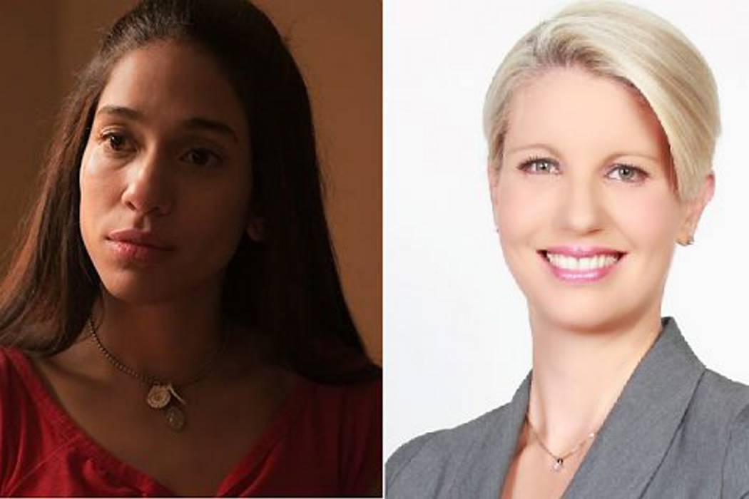 La actriz de 'La Niña' prefiere ocultar que es familiar de Claudia Gurisatti