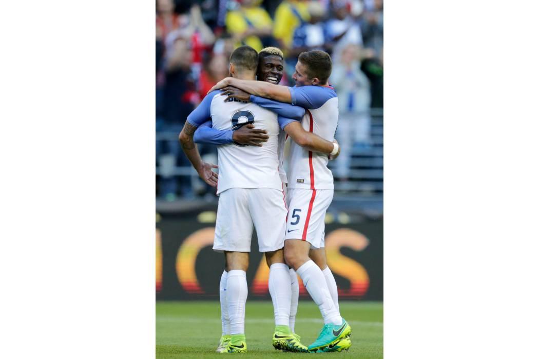 Estados Unidos derrotó a Ecuador y está en semifinales