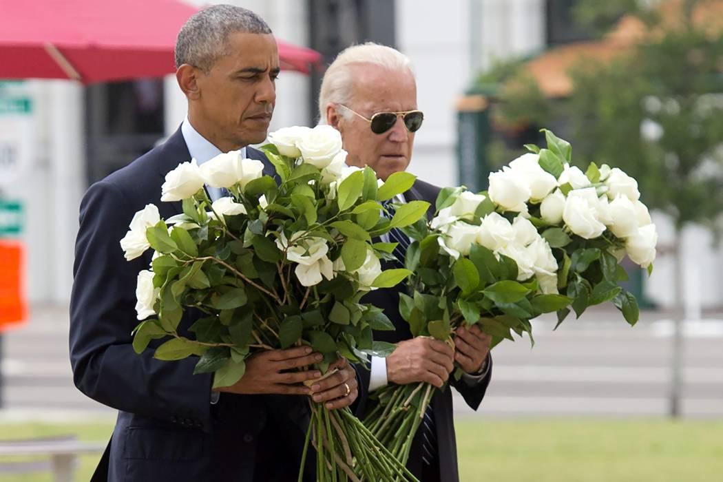 "Han ""inspirado a la nación"", Obama a familias de Orlando"