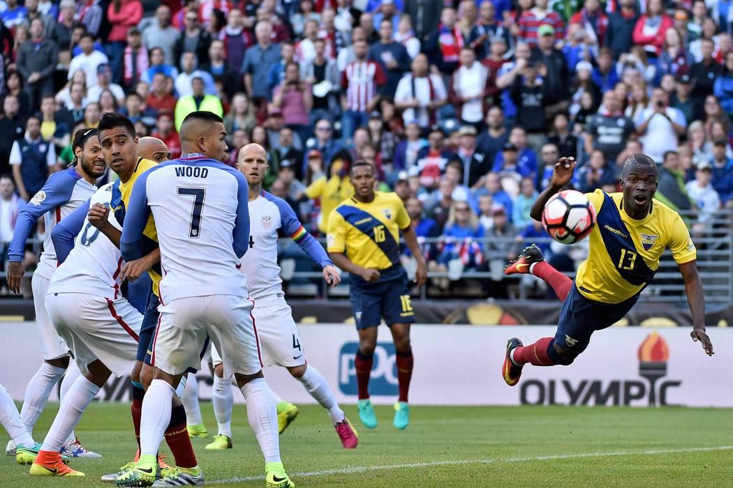 Estados Unidos vence a Ecuador y se mete a semifinales de la Copa América