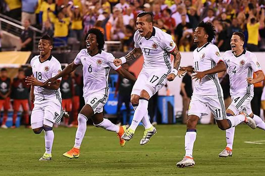Tras eliminar a Perú en Copa América, Colombia viajó a Chicago