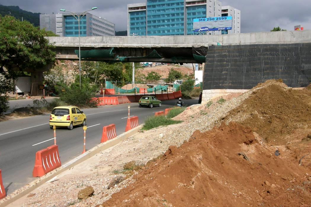 Autopista a Piedecuesta estará cerrada en el horario nocturno