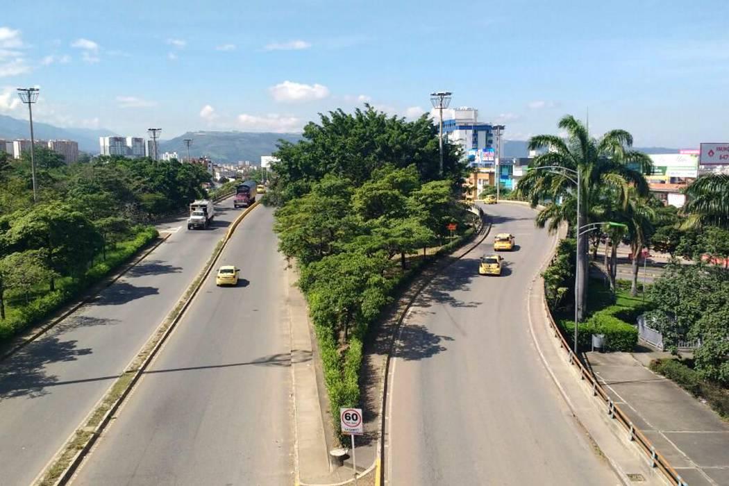 Un día sin trancones en Bucaramanga