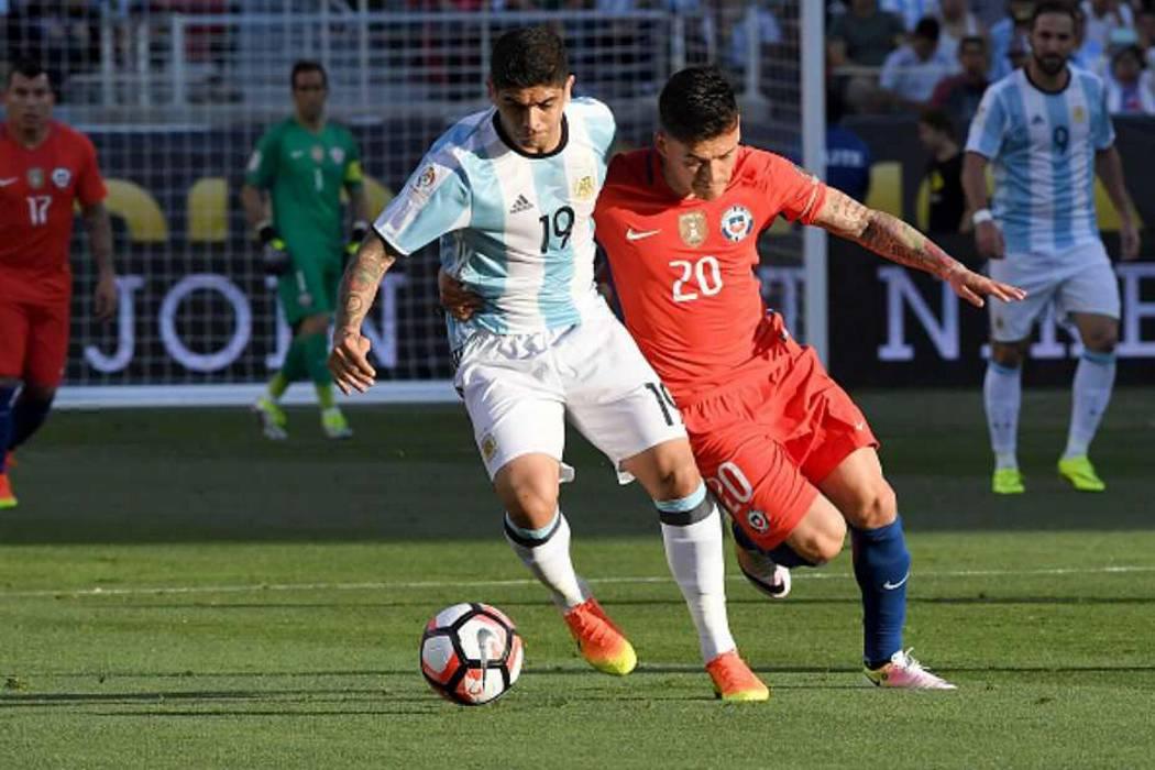 Chile y Argentina alistan la batalla final
