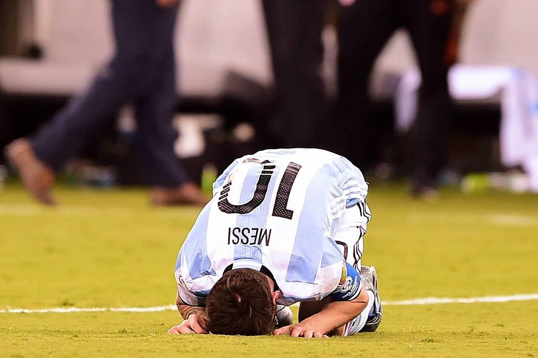 La peor pesadilla para Lionel Messi