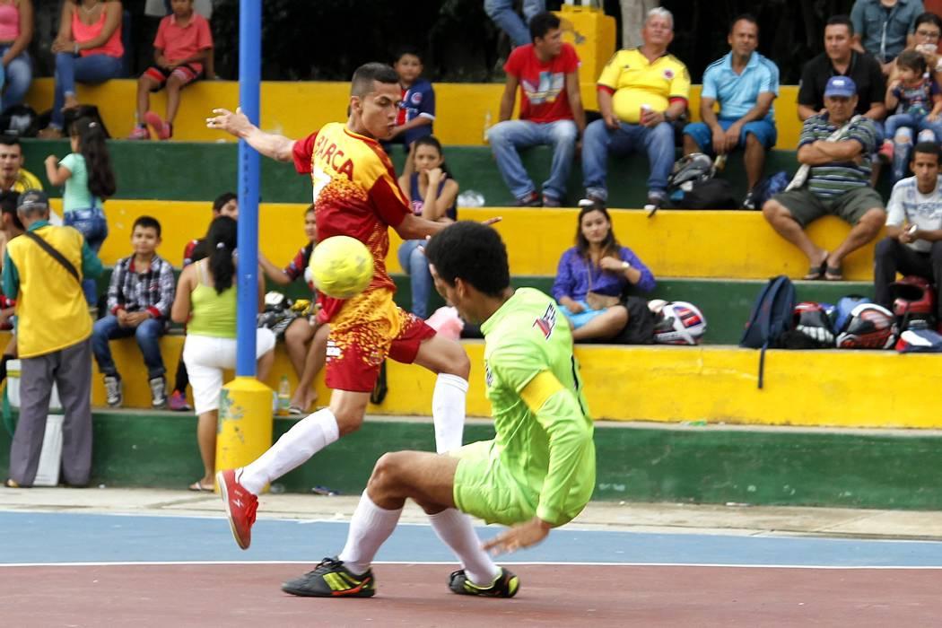 Listo los elegidos del Torneo Interbarrios de Futsal