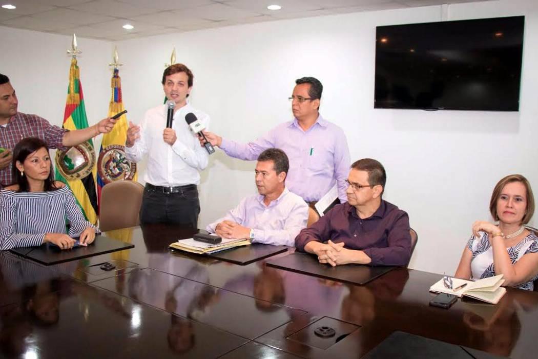 Alcaldía oficializó tres cambios en el gabinete de Rodolfo Hernández