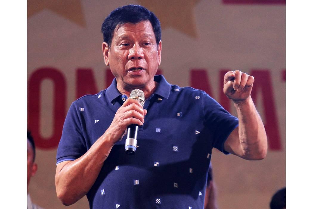 Presidente de Filipinas insiste en pena de muerte