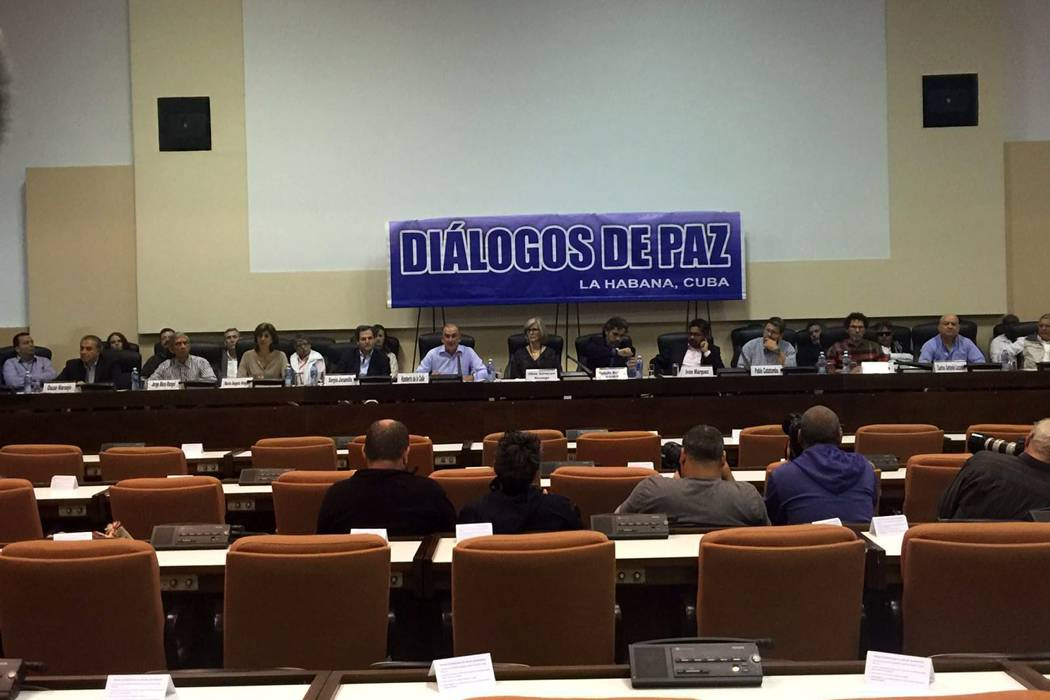 Comienza a llegar equipo de la ONU que monitoreará la paz