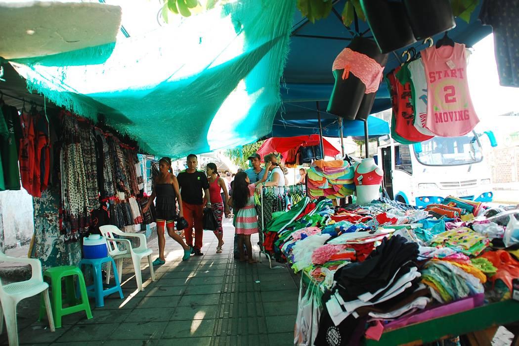 Vendedores se pusieron de 'ruana' el Sector Comercial