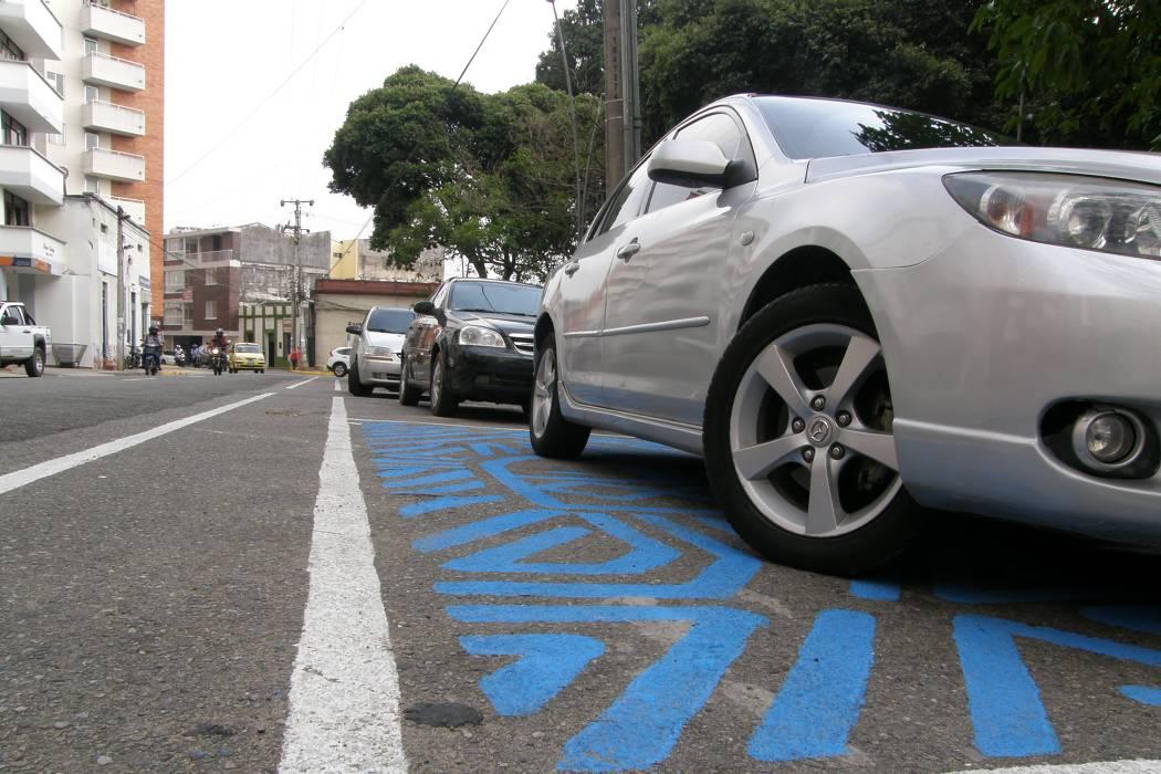 Zonas Azules de Bucaramanga serían controladas con tecnología