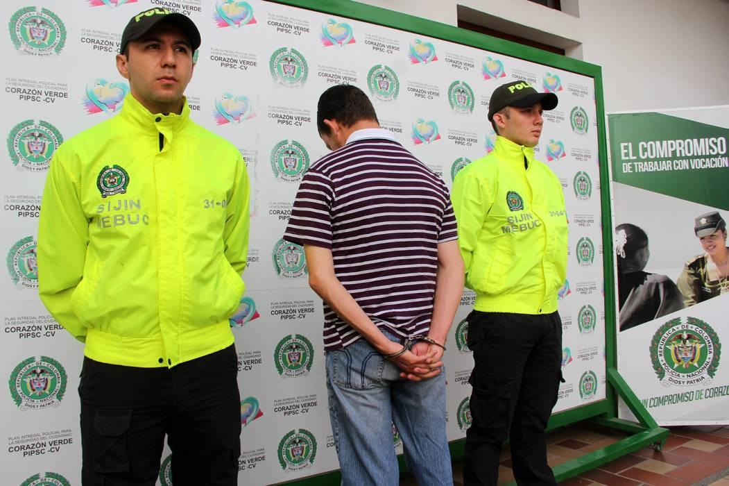 Capturan a tres hombres por delito sexual en Bucaramanga