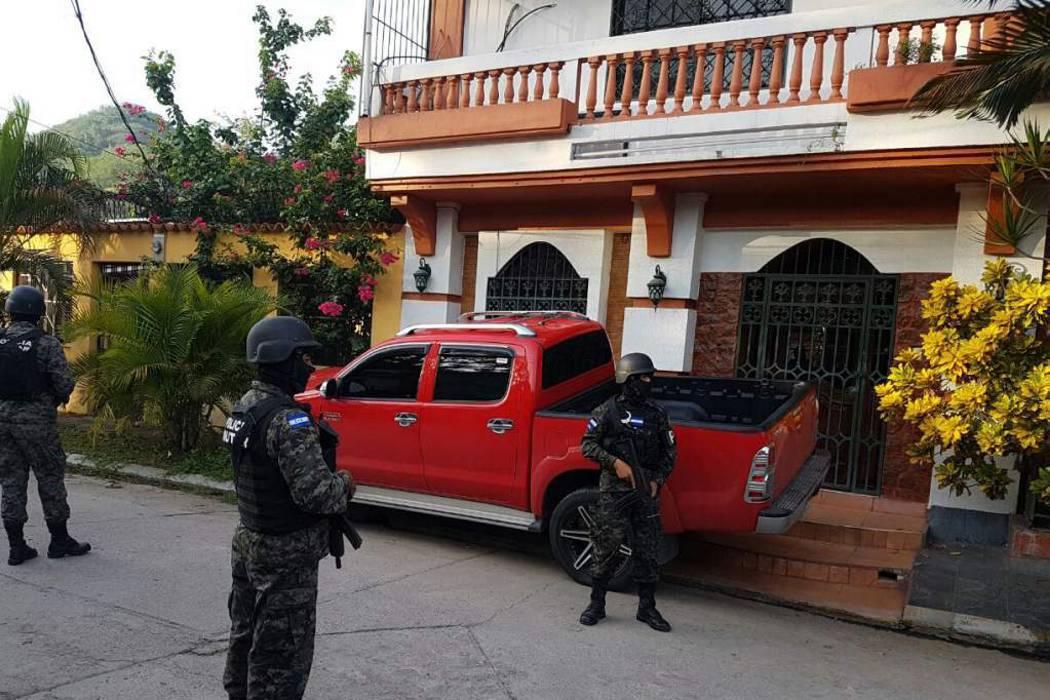 Capturan a empresario en Honduras por lavar dinero de las Farc