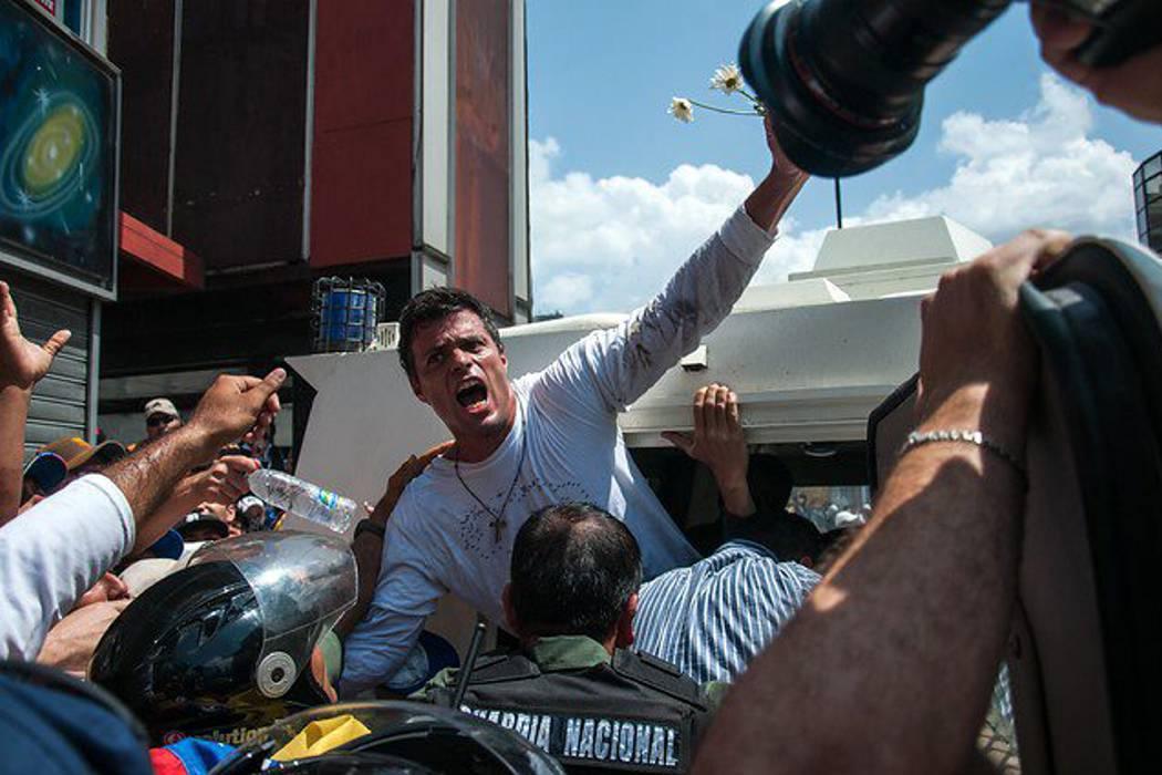 Suspenden audiencia de apelación del dirigente opositor Leopoldo López