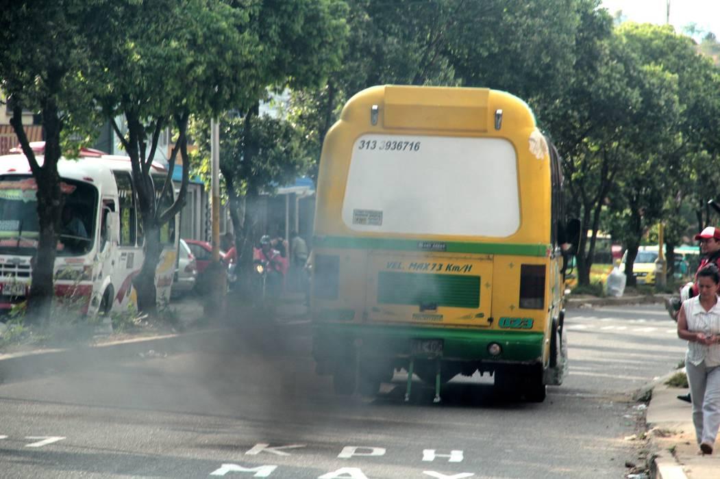 Preocupa la falta de control de los niveles de contaminación