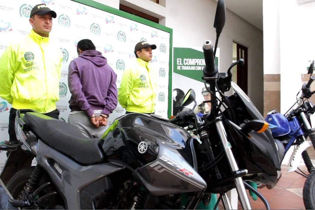 Capturan a hombres sindicados de extorsionar en Bucaramanga y Girón