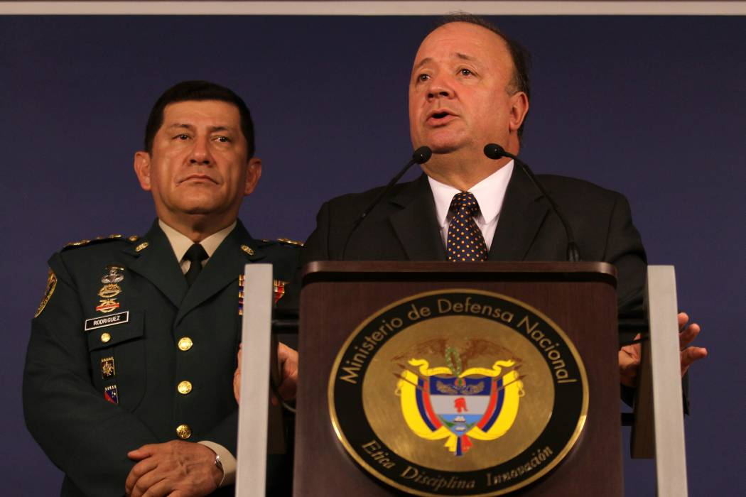 Gobierno y Farc confirman un enfrentamiento en Meta