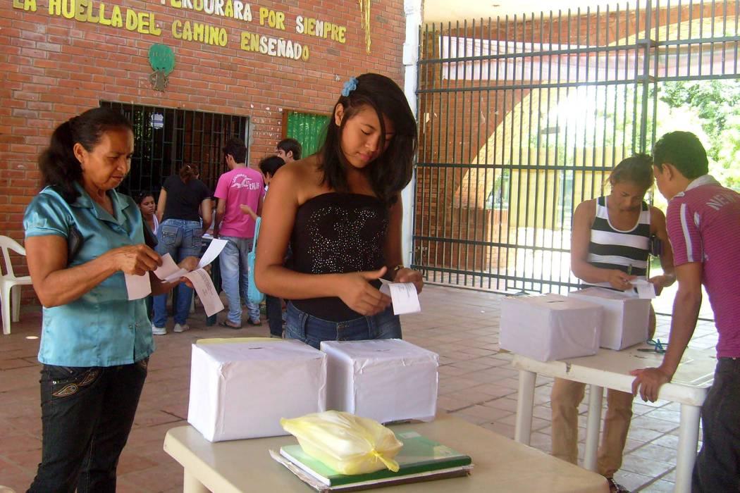 Asojuntas organiza las elecciones que hacen falta