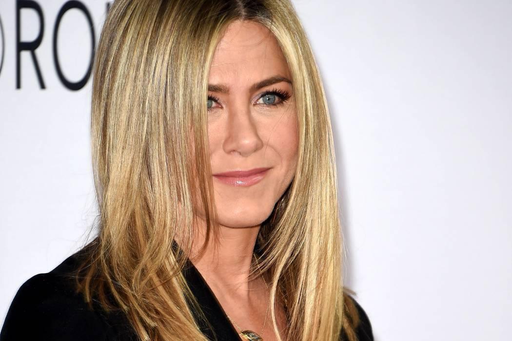 Jennifer Aniston desmintió rumores de su supuesto embarazo