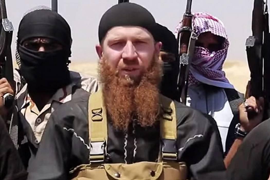 Estado Islámico confirma muerte de uno de sus principales jefes
