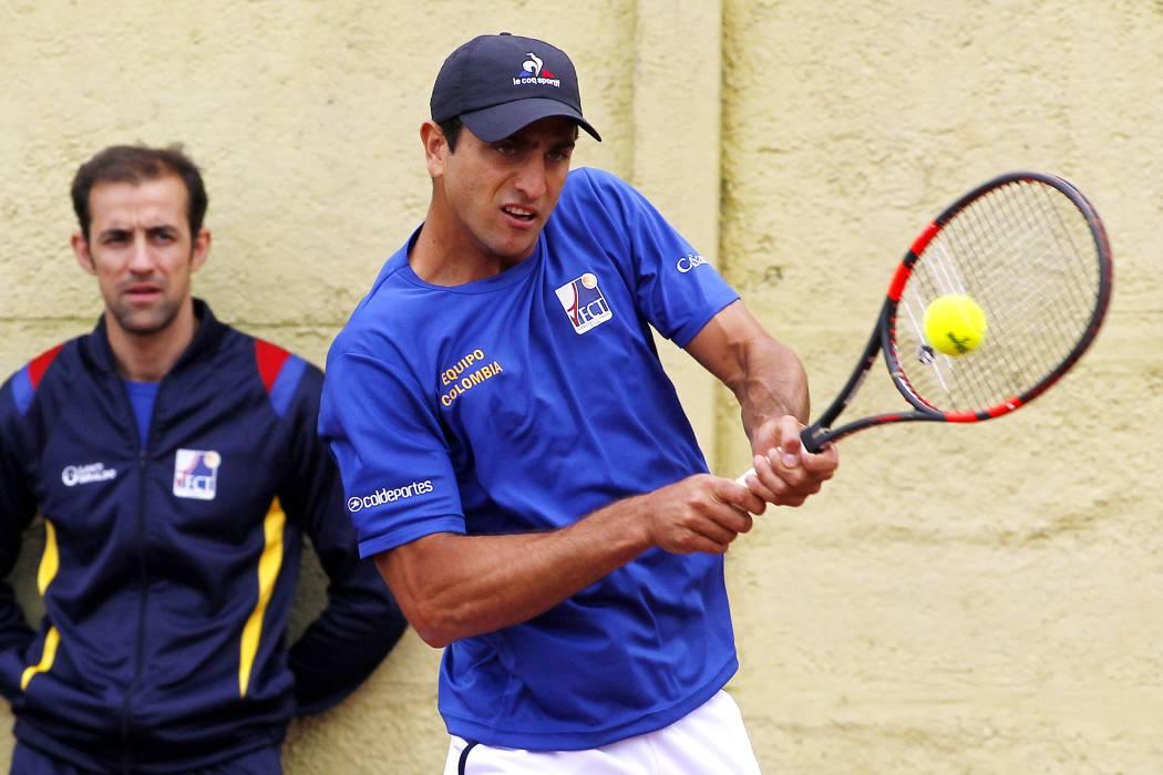 Jarry y Giraldo abrirán el duelo entre Chile y Colombia en la Copa Davis