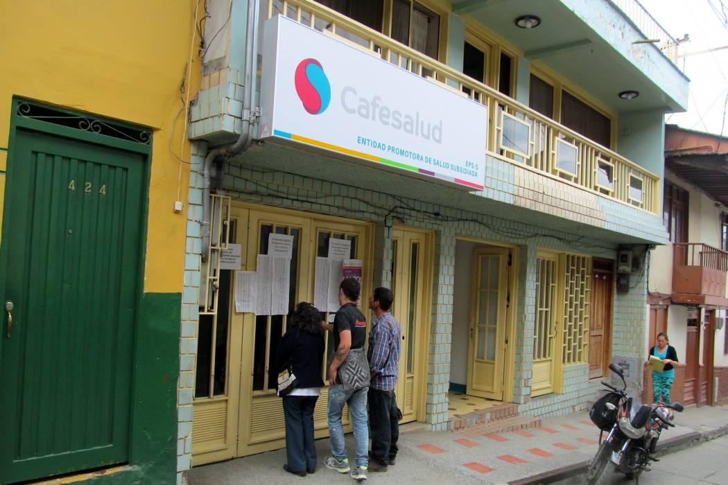 Supersalud exigió a Cafesalud plan de acción para superar problemáticas en Santander