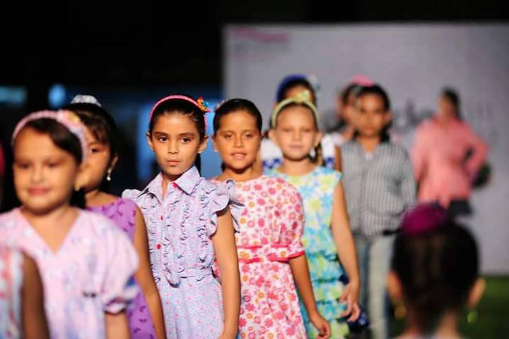 Feria Internacional de Moda Infantil de Bucaramanga le apuesta al arte