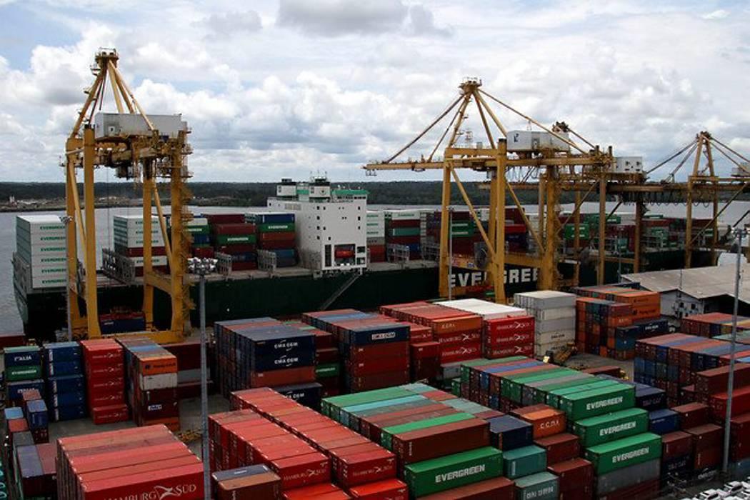 Importaciones del país cayeron 22,4% en los primeros cinco meses del año