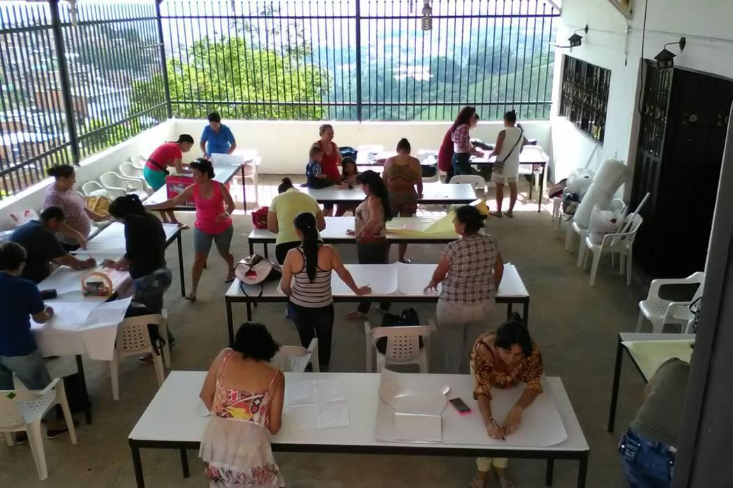 Con el apoyo del Sena cursos prácticos llegaron al municipio