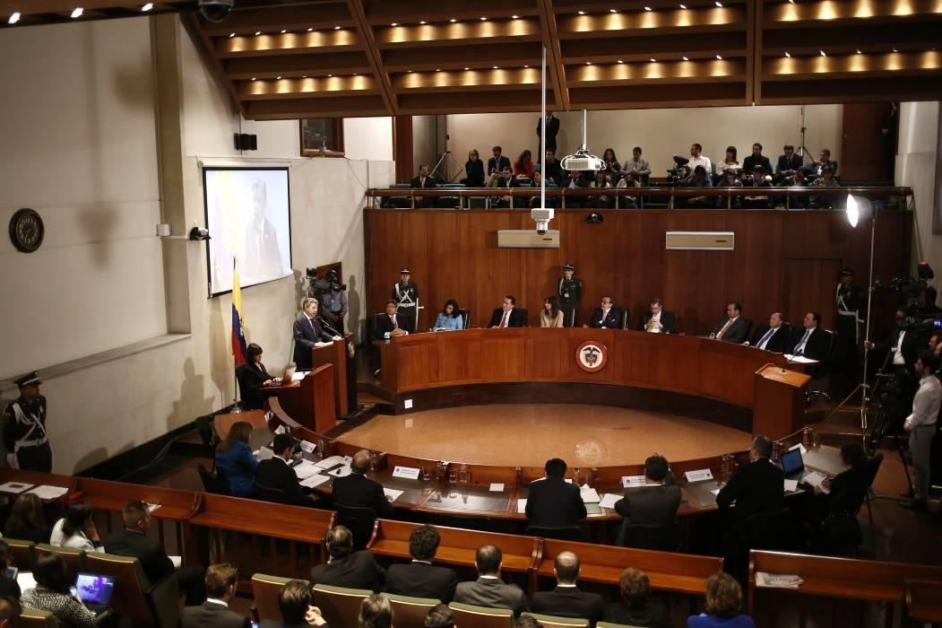 Corte Constitucional aprobó el Plebiscito por la Paz