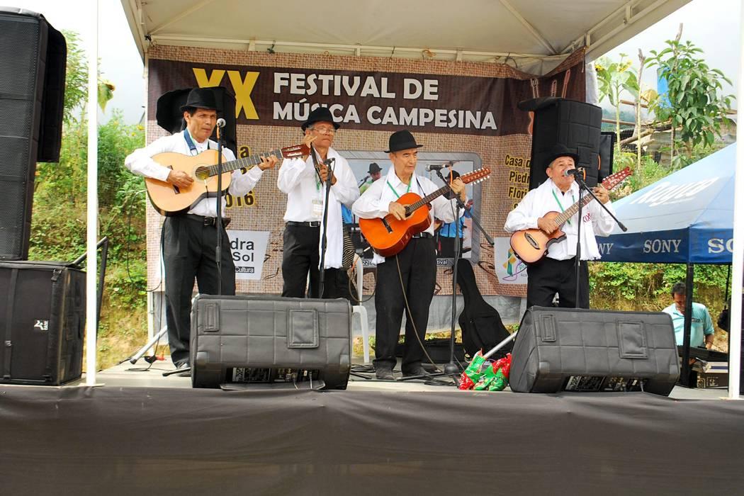Casiano Bajo recibirá el Festival de Música