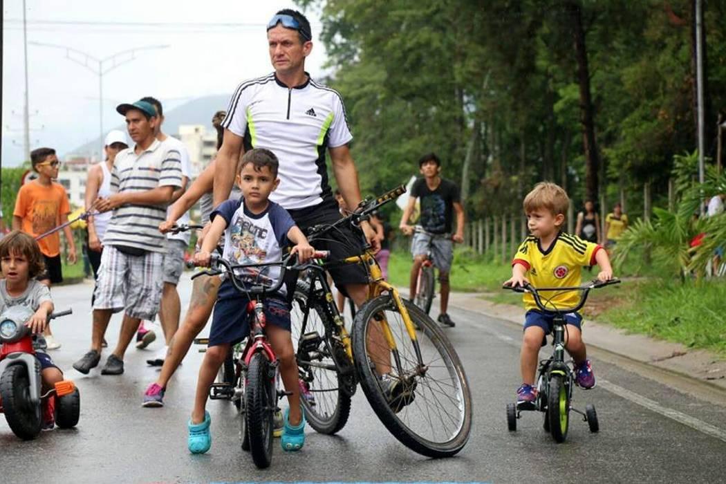 Ciclopaseo y Festival de carrozas entran en acción