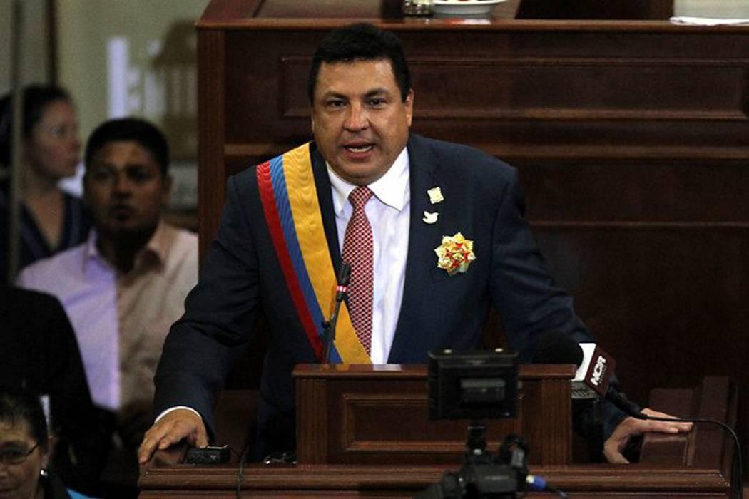 Santandereano Miguel Ángel Pinto, nuevo Presidente de la Cámara de Representantes