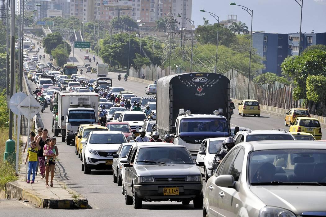 Uno de cada tres vehículos no tiene Soat vigente en Bucaramanga