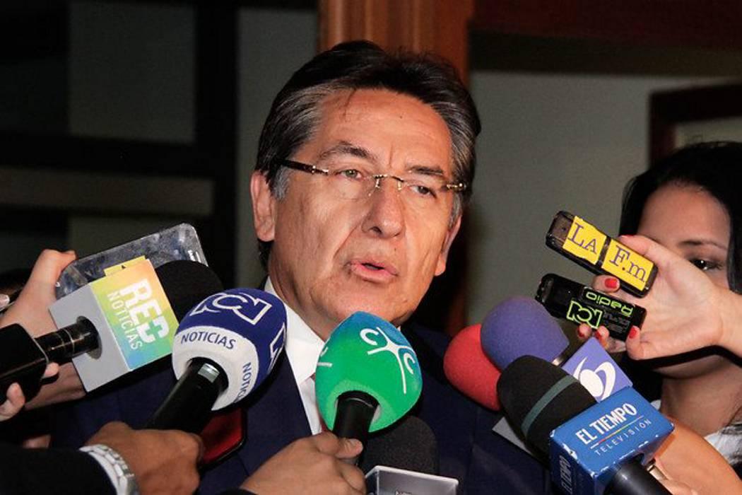 Confirman elección del fiscal Martínez, el Presidente ya lo puede posesionar